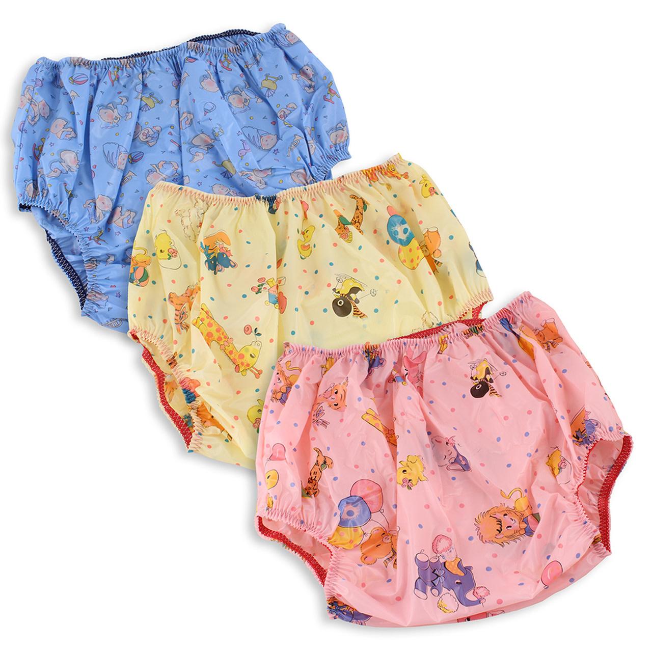 Christy Plastic Pants