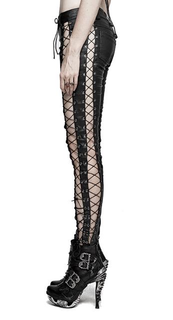 Side Binding Pants