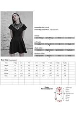 Lace Collar Dress