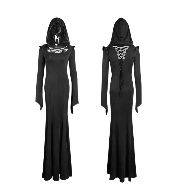 Hooded Gown