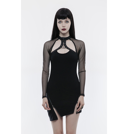 Asymmetric Cut Out Dress