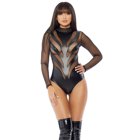 Micronet and Wetlook Bodysuit