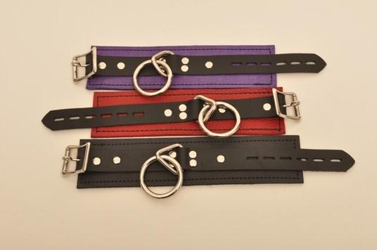 Basic Fleece Wrist Restraint Cuffs