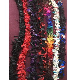 Peni Dreadfull Upcycled Leather Boa