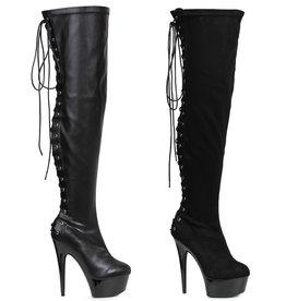 """Fare 6"""" Thigh High Boots"""