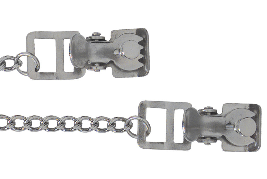 Adj Teeth Tip Clamps