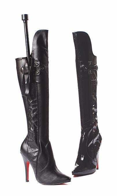 """5"""" Sadie Knee Boot with Crop"""