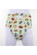 Cloth Diaper w/ Velcro Closure