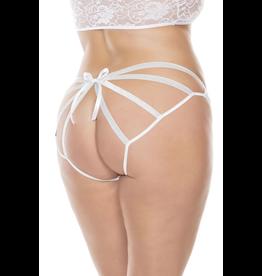 Velvet Caged Panty