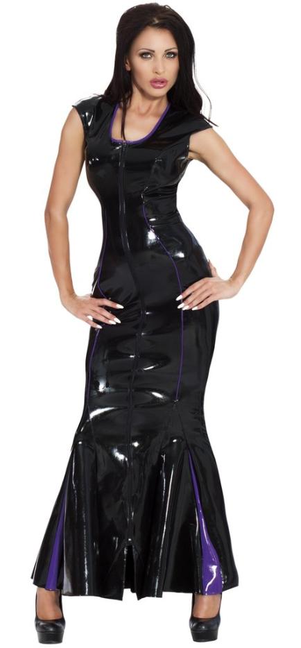 Datex Contrast Gown