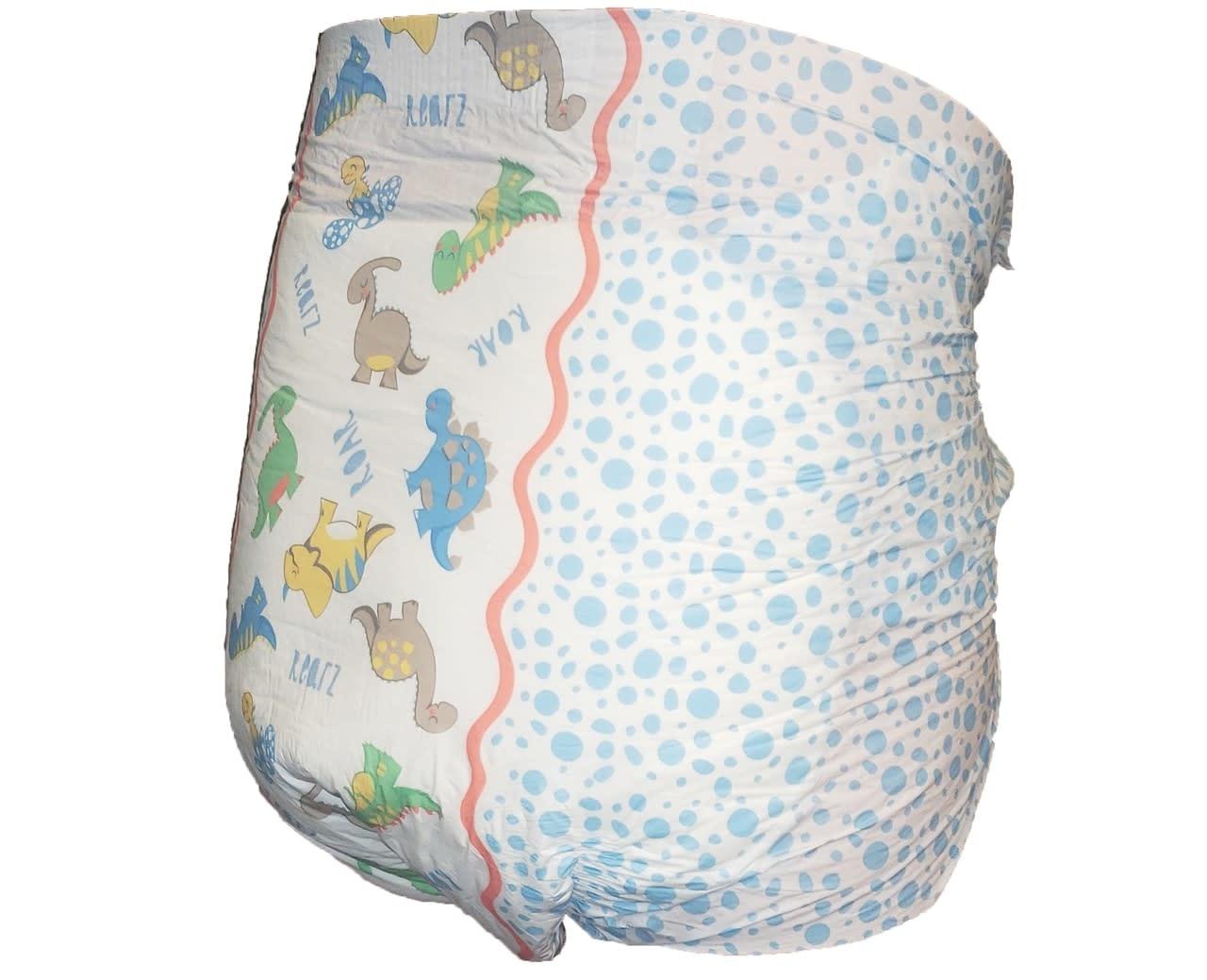 Rearz Disposables Dinosaur Elite Diapers