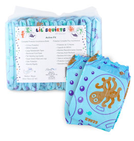 Rearz Limited Lil Squirts Print Disposables Diapers