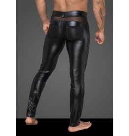 Power Wetlook and Net Pants