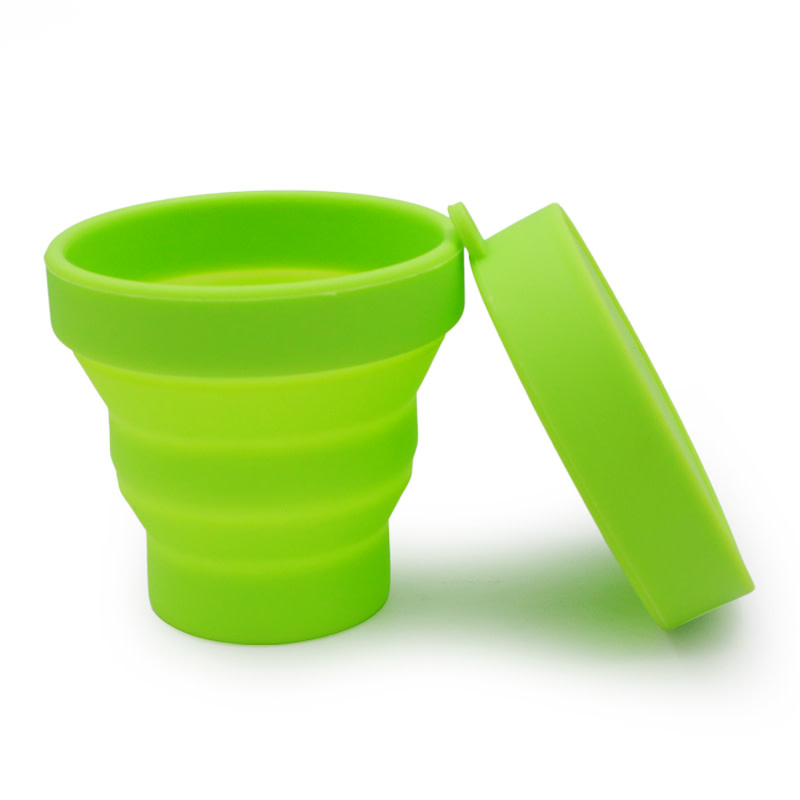 Imported Silicone Storage Cup