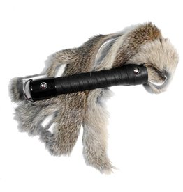 Rabbit Fur Flogger