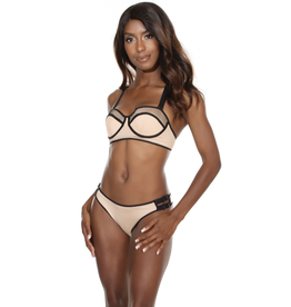 Athleisure Bra and Panty Set