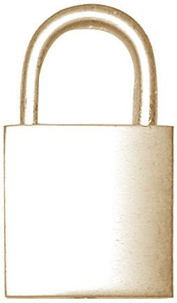 High Polished Lock