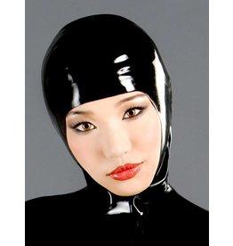 Latex Open Face Hood