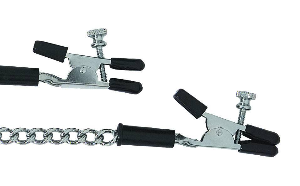 Adj Clamps W/Link Chain