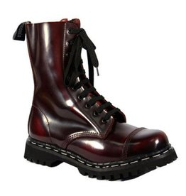 Rocky 10 Eye Steel Toe Boots