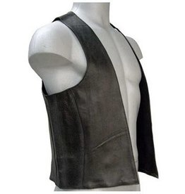 Square Corner Cowhide Bar Vest