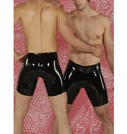 Polymorphe Latex Bermuda Shorts