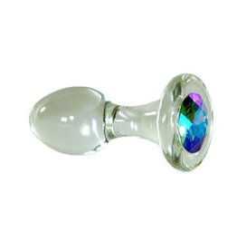 Crystal Delights Clear Plug