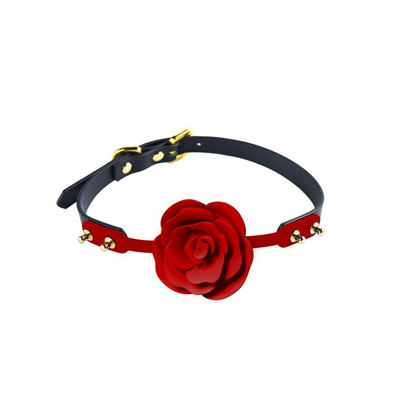 Zalo Zalo Rose Ball Gag