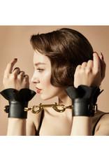 Zalo Zalo Leather Wrist Cuffs