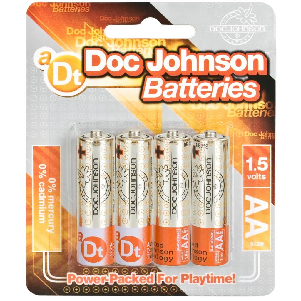 Dj AA Batteries