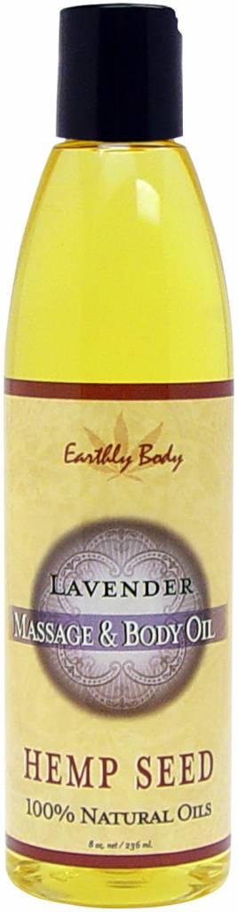 Earthy Body Massage Oil