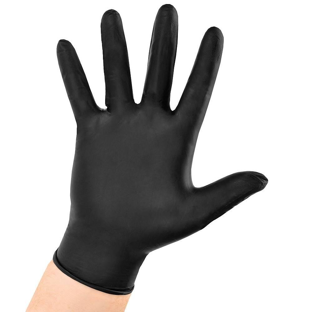 2Nd Skin Nitrile Gloves