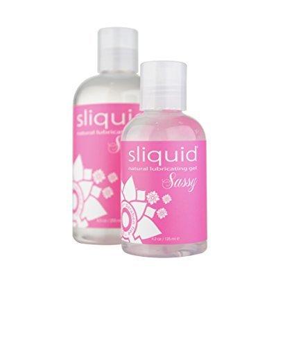 Sliquid Naturals Lubricant