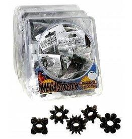 Mega Stretch Pleasure Rings