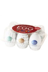 Tenga Tenga Egg Hard Boiled