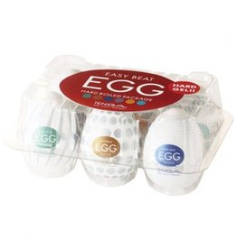Tenga Tenga Egg Hard Boiled