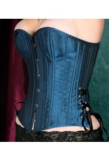 Iridescent Corset W/Side Lace