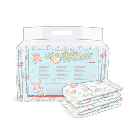 Rearz Lil Squirts Splash Print Disposables Diapers