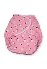 Rearz Bulky Fitted Nighttime Cloth Diaper