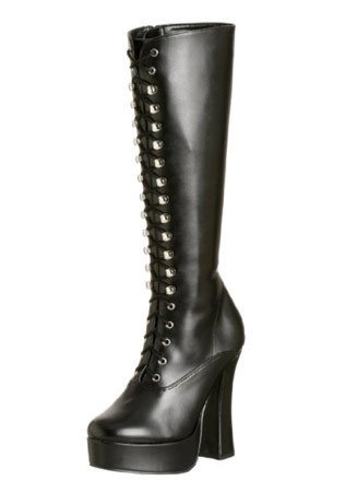 """5"""" Electra Lace Up Knee Boot"""