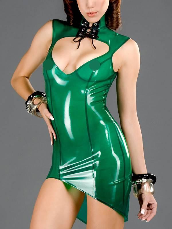 Polymorphe Latex Amazon Dress