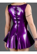 Latex Schoolgirl Dress