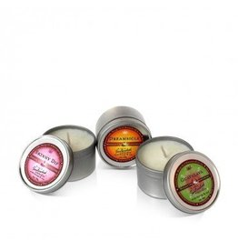 Earthly Body Mini Candle 3-pack
