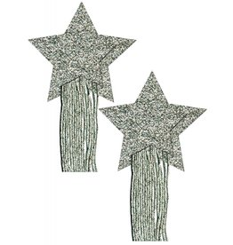 Shooting Star Tassel Pasties