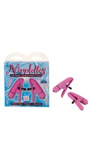 California Exotic Novelties Nipplette Vibrating Clamps