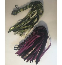 Flogger with Spiral Handle