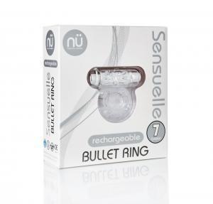 Sensuelle Bullet Ring