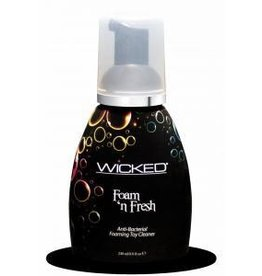Wicked Foam N Fresh Clean Spray 8 oz