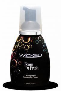Wicked Foam N Fresh Clean Spray 8 oz