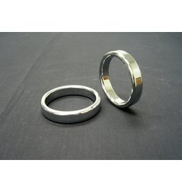 Chrome Cock Ring